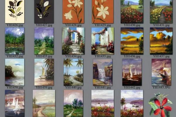 decorative picture order list 07#