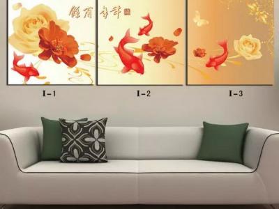 中国风装饰画定制样本