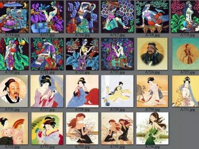decorative picture order list 04#