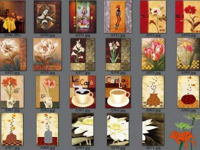 decorative picture order list 05#