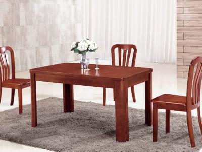 实木餐桌 T212#