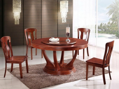 round dining table T282#