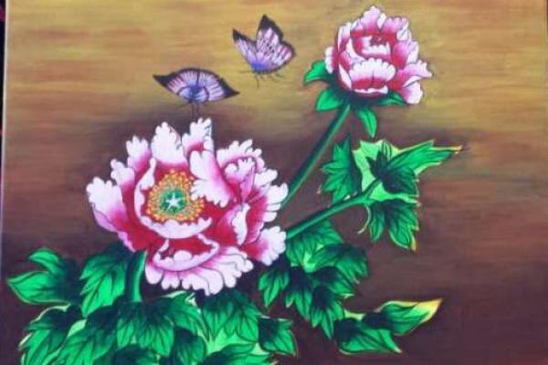 handmade painting 005